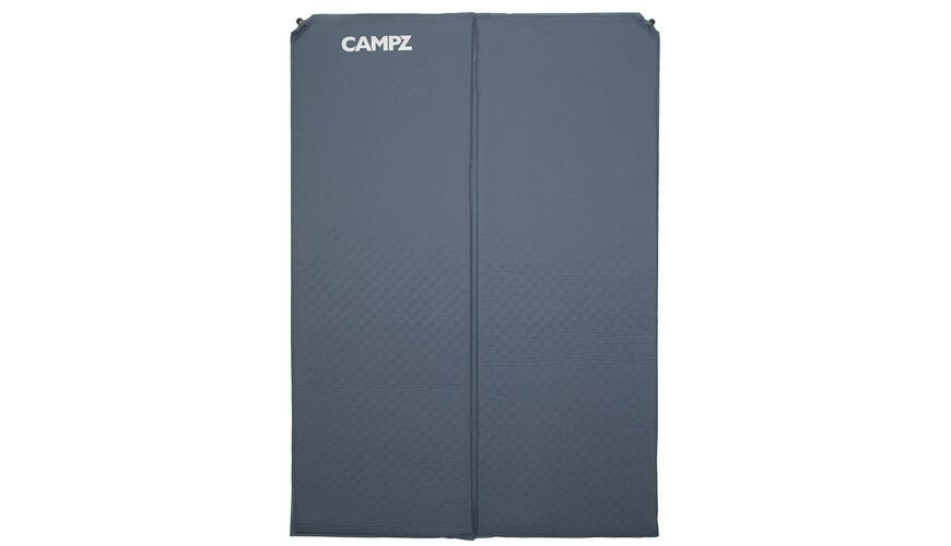 CAMPZ Deluxe - Tapis de sol autogonflant deux personnes - gris